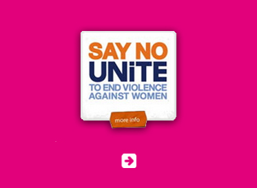 AbledCauses link box to the Say No United To End Violence Against Women website presented by U.N. Women - United Nations Entity for gender Equality and the Empowerment of Women. Click here to go to the website.
