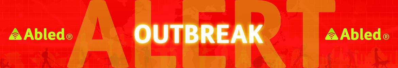 AbledALERT: Outbreak Banner
