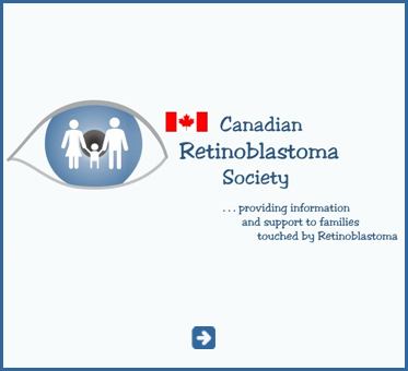 Abled Public Service Ad for the Canadian Retinoblastoma Society. Click here to go to their website.