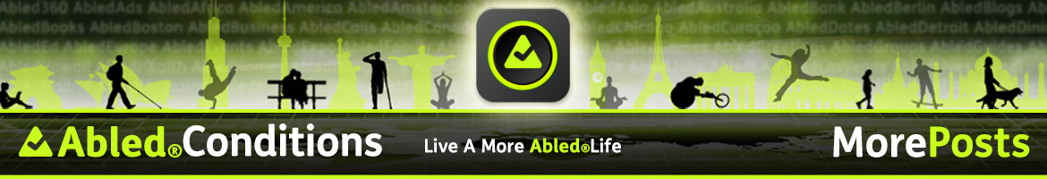 AbledConditions - More Posts banner