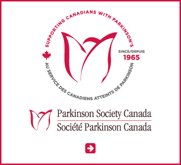 Abled Publis Service Ad link to the Parkinson Society Canada.