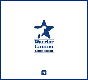 Abled Public Service Ad for Warrior Canine Connection where service members and Veterans with combat stress take on the critical mission of training service dogs for fellow Wounded Warriors. Click here to go to their website.