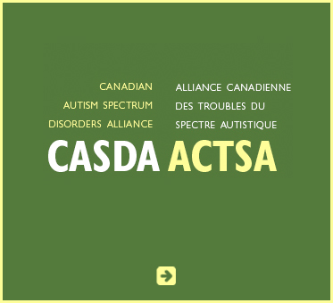 Abled Public Service Ad for the Canadian Autism Spectrum DIsorder Alliance. Click here to go to their website.