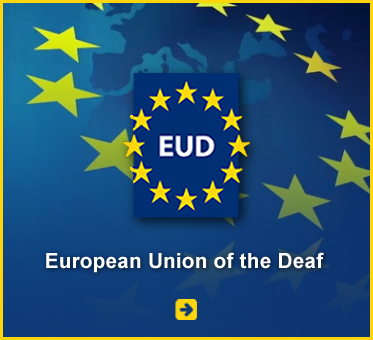 Abled Public Service Ad for the European Union of the Deaf. Click here to go to their website.