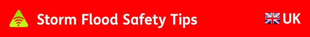 AbledALERT Banner Storm Flood Safety Tips UK