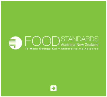 Abled Public Service link box to the Food Standards Authority for Australia and New Zealand. CLick here to go to their website.