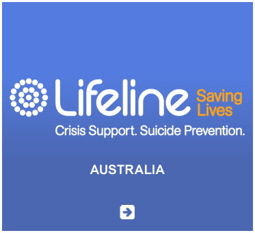 Abled Public Service Ad for Lifeline Australia for Crisis Support, Suicide Prevention and more. Click here to go to their website.