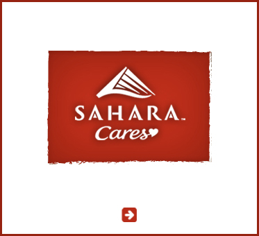 Abled Public Service Ad for Sahara Cares, the Sahara construction and management company's Foundation. CLick here to go to their website.