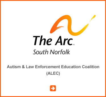 Abled Public Service Ad for the Arc South Norfolk and the ALEC program (Autism and Law ENforcement Education Coalition). CLick here to go to their website.