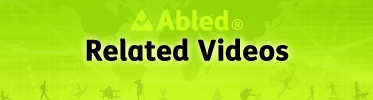 Abled- Related Videos Banner