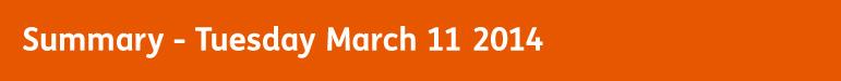 AbledSports Paralympics - Biathlon Summary Tuesday March 11 2014 Banner