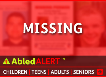AbledAlert Missing Linkbox. Click here to go to the main AbledAlert: MIssing page.