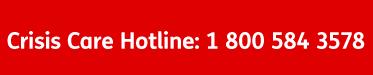 Banner for Oso Mudslide Crisis Care Hotline: 1-800-584-3578.