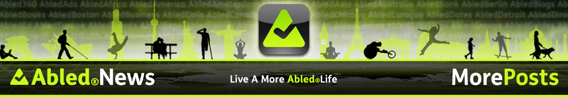 AbledNews More Posts Banner