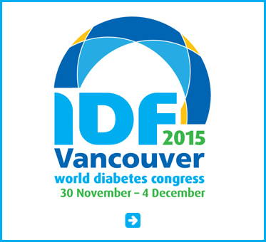 Abled Public Service Ad for The International Diabetes Federation 2015 World Congress in Vancouver, Canada. Click here to go to the Congress website.