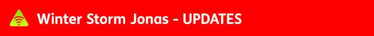 AbledALERT Winter Storm Jonas UPDATES banner