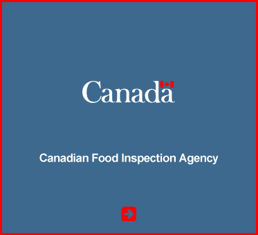 Abled Public Service link box to the Canadian Food Inspection Agency. Click here to go to their website.