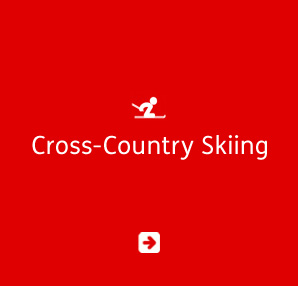 Cross-Country Skiing link box. Click here to go to the Cross-Country Skiing Page.