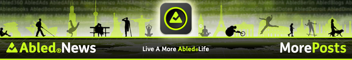 AbledNews - More Posts banner