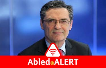 Abled.ALERT: Photo of former French-Armenian Minister Patrick Devedjian.