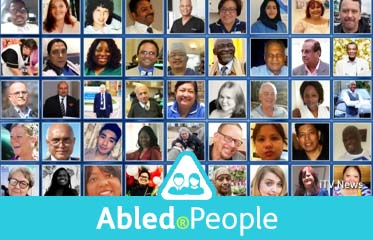 Abled.People: Photo montage of frontline key workers who've died of COVID-19 infection in the U.K.