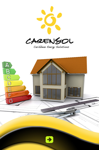 Link button for Carensol - Caribbean Energy Solutions, your energy saving experts on the island of Curaçåo.