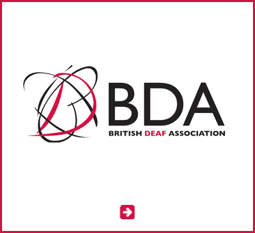 Abled Public Service Ad for The British Deaf Association. Click here to go to their website.