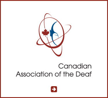 Abled Public Service Ad for the Canadian Association of the Deaf. Click here to go to their website.