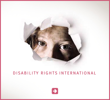 Abled Public Service link for Disability Rights international. Click here to go to their website.